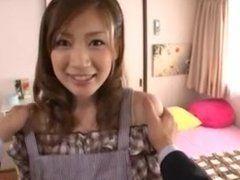 Asiatische Teenager gezwungener Kehle ficken